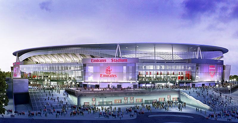 Emirates Stadium History History of Emirates